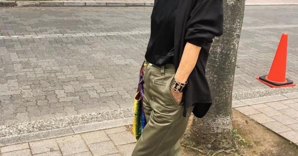 内藤朝美インスタ